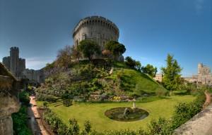 Посещение Виндзорского замка и дворца Хэмптон Корт