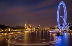 Вечерняя прогулка по Темзе на речном кораблике с ужином