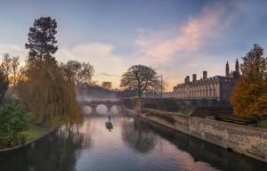 экскурсия в Кембридж