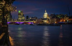 вечерний круиз по Темзе с ужином