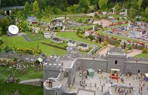 Парк миниатюр Беконскот, Бакингемшир