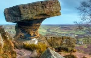 Камни Бримам, Северный Йоркшир