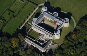 Замок Чирк, Уэльс