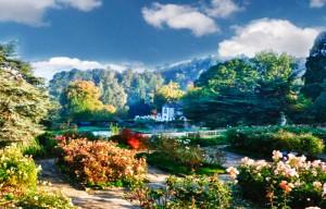 Поместье и сад Боднант