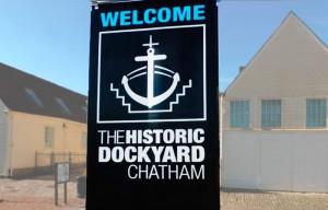 Историческая судоверфь в Чатеме, Кент